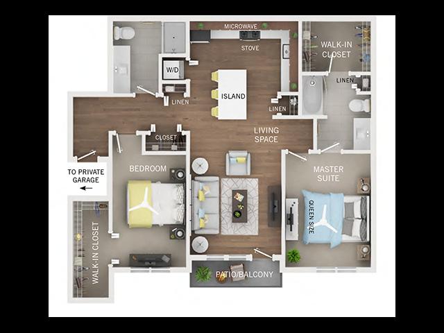 oakcliff apartments - ann arbor, mi 48105