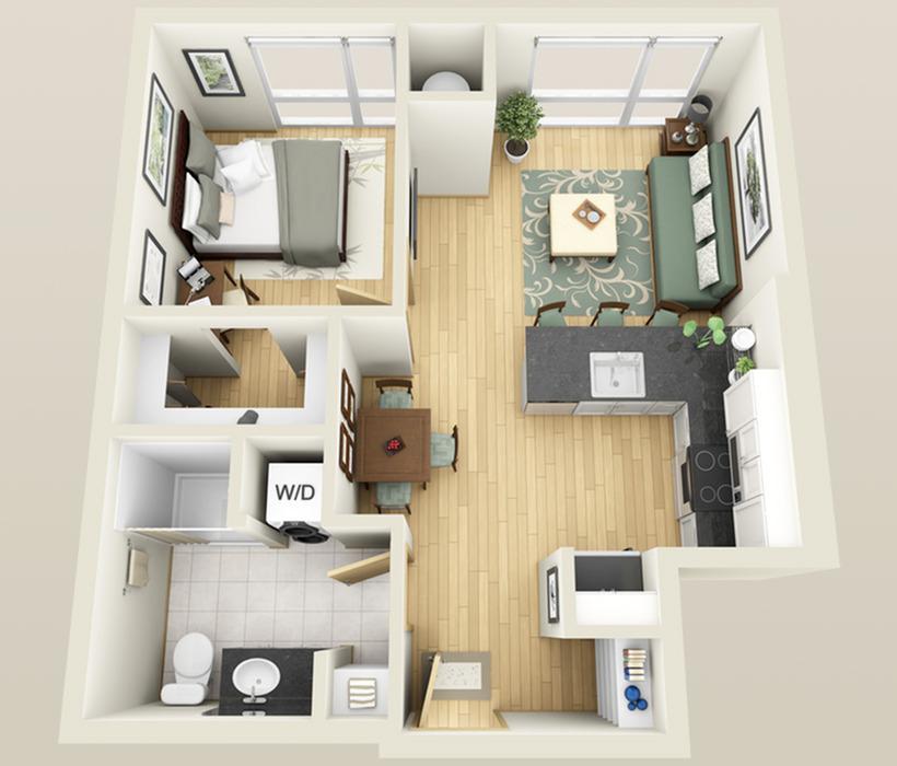 floor plan hennepin