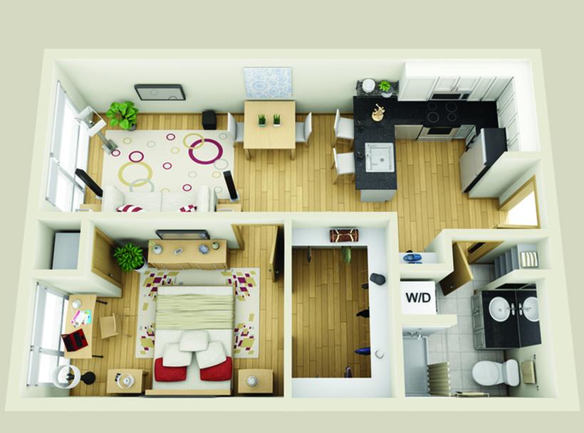 floor plan Basilica