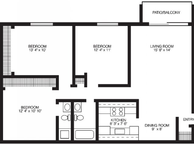 4a7b2ec4c3682103 south indian 3 bedroom house plans bedroom inspiration database,Free House Plans India