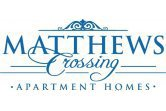 matthews crossing apartments logo