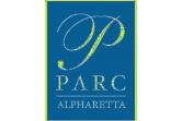 parc alpharetta apartment homes for rent in alpharetta, ga - logo