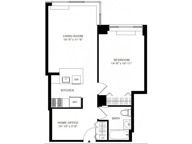 28 Home Office Floor Plan Pics Photos House Plans Home