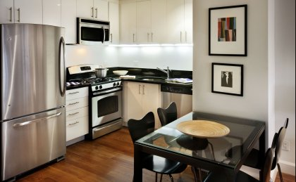 The Addison Apartments for Rent in Brooklyn, NY - Dining Room