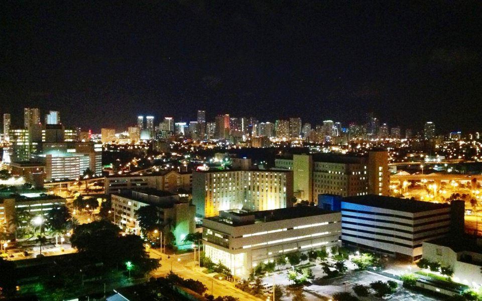 Miami, fl luxury apartments view