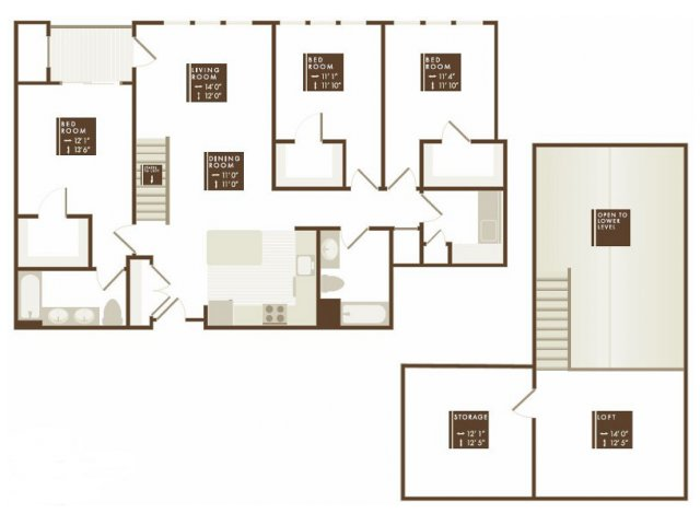 1 2 & 3 Bedroom Apartments in Stamford CT
