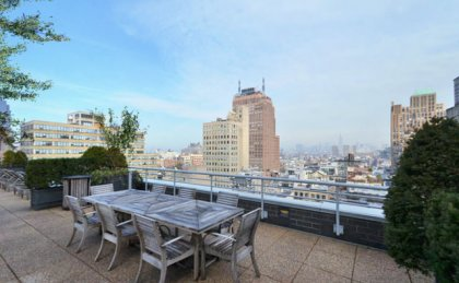 Apartments for Rent in Manhattan New York - Modern Living Room