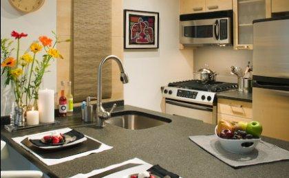 Luxury Apartments in Manhattan New York - Rooftop Terrace