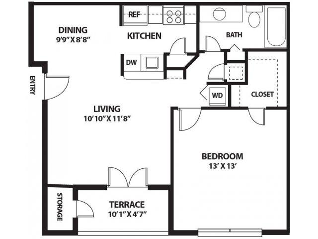 Floor Plan 4   Port Royale