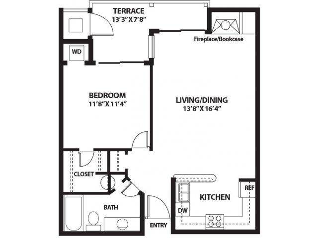 Floor Plan 5   Port Royale