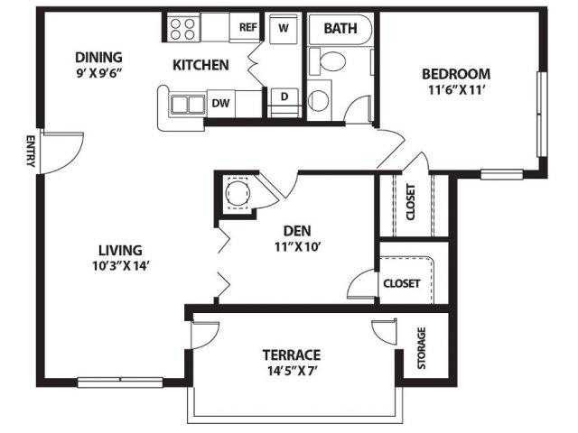 Floor Plan 8   Port Royale