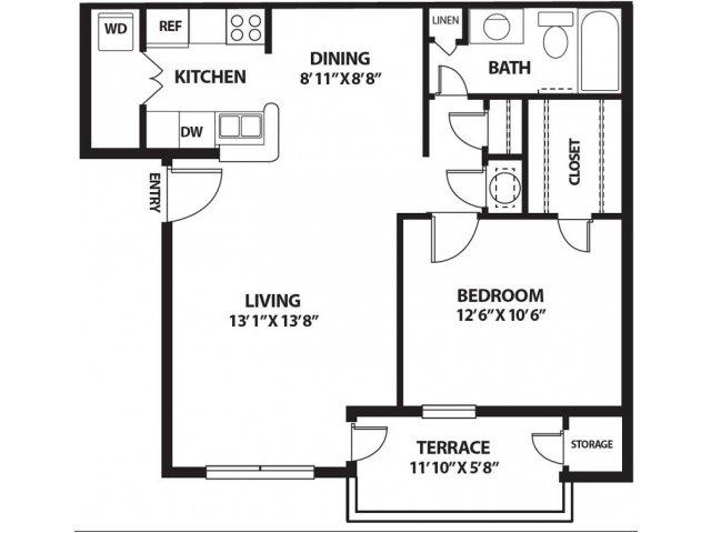 Floor Plan 7   Port Royale