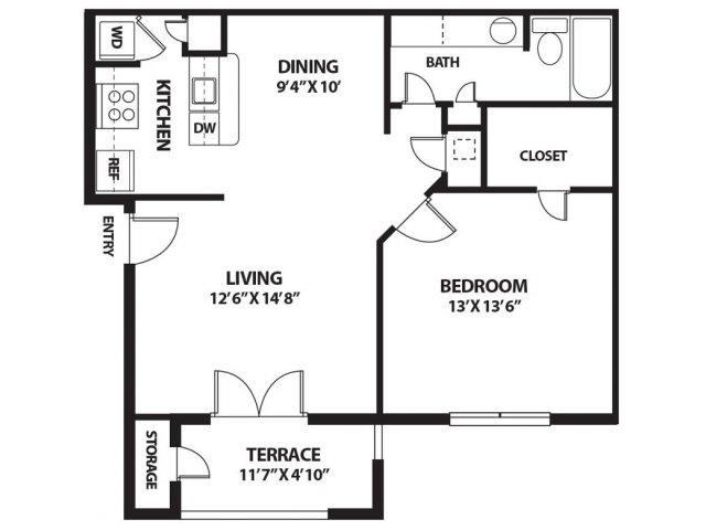 Floor Plan 6   Port Royale