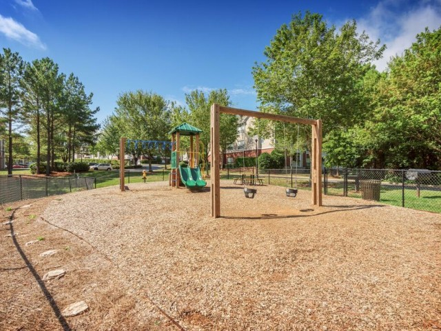 addison park community playground