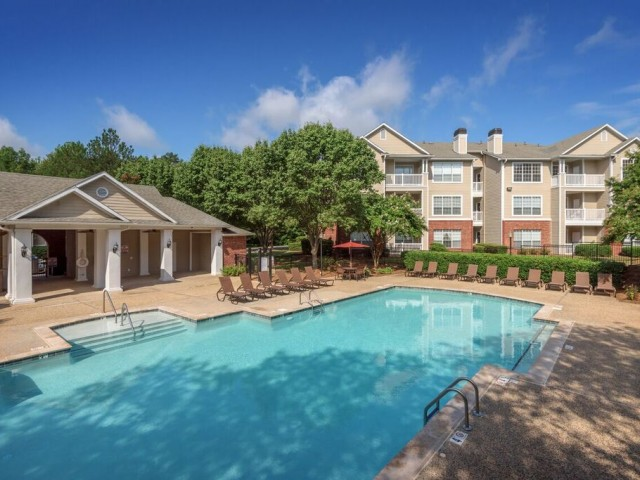 year round swimming pool apartment in charlotte nc addison park