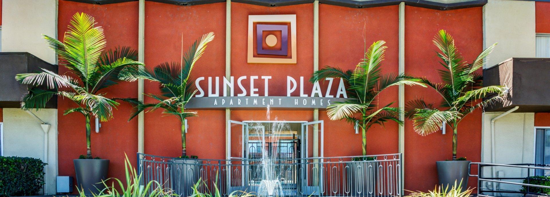 Sunset Plaza Apartment Homes