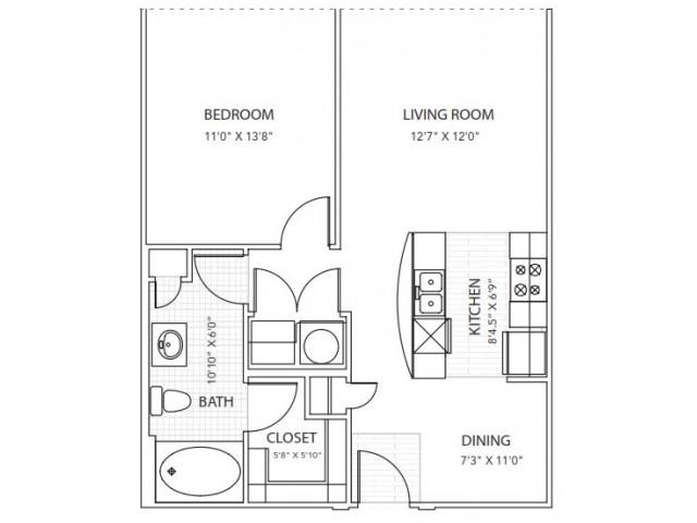 Floor Plan | Parkside at Firewheel