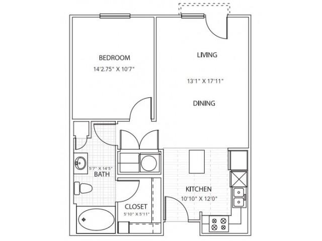 Floor Plan 2 | Parkside at Firewheel