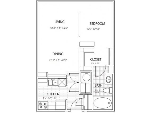 Floor Plan 14 | Parkside at Firewheel