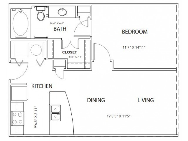 Floor Plan 16 | Parkside at Firewheel