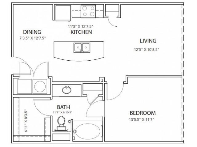 Floor Plan 21 | Parkside at Firewheel