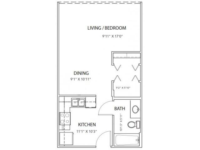 Floor Plan 26 | Parkside at Firewheel