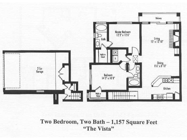 Floor Plan 4 | Pine Valley
