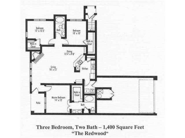 Floor Plan 8 | Pine Valley