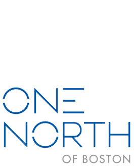 One North of Boston luxury apartments for rent in Chelsea logo