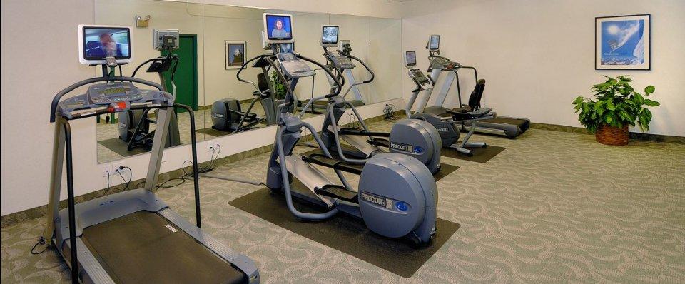 Fitness Center at Stockbridge Court