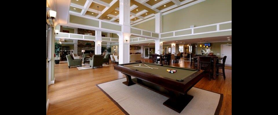 Apartments in Owings Mills, MD billiards room