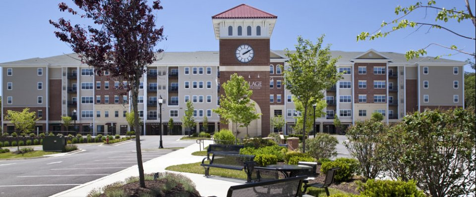 Resort-style apartments in Odenton, MD