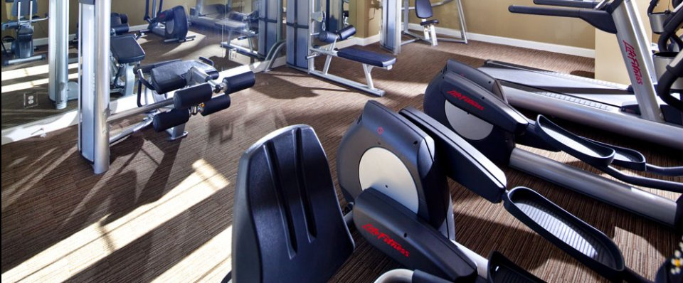 Jessup, MD apartments fitness center