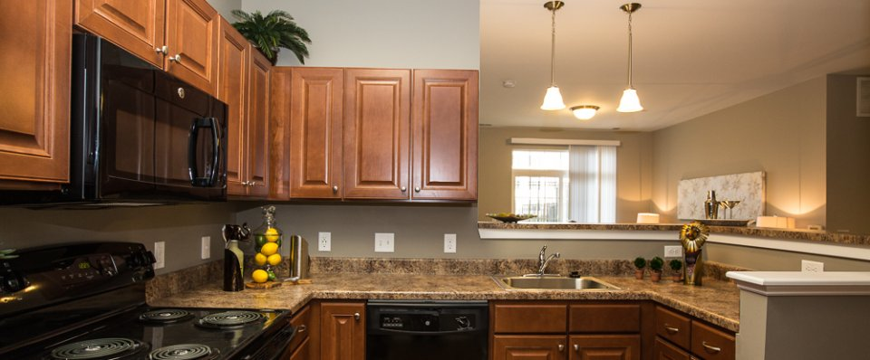 Luxury Kitchen at Hanover MD Apartments