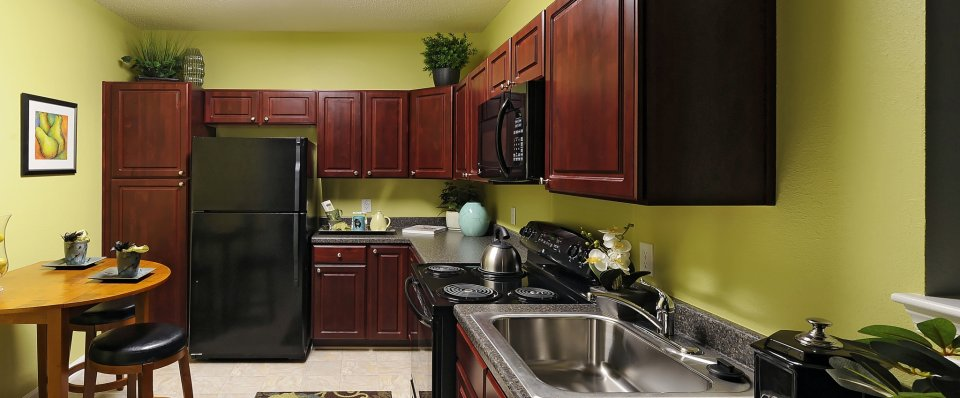 Apartments for rent in Jessup, MD kitchen