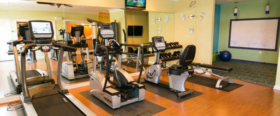 Fitness Center at the Reserve at Stoney Creek | Pasadena MD