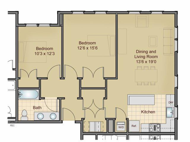Burnham Apartments