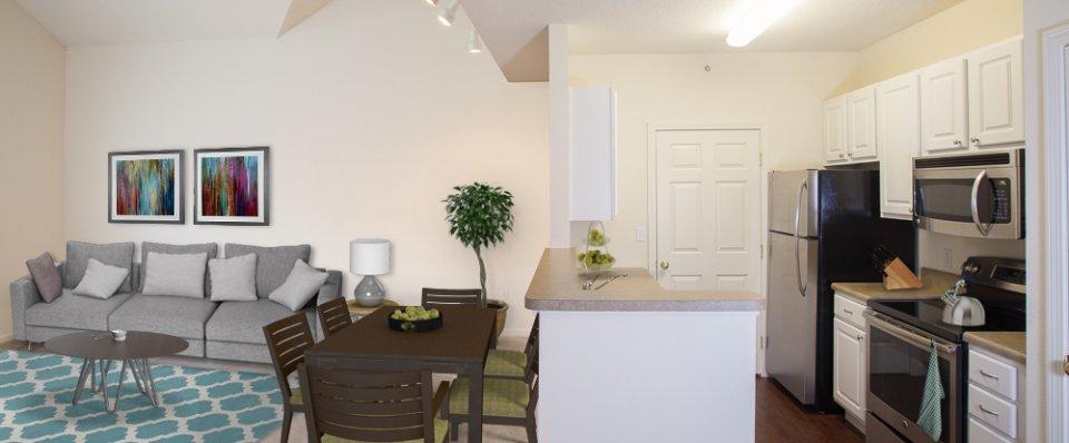Haverhill, MA apartments living room