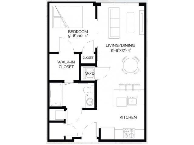 Floor Plan   West of Chestnut