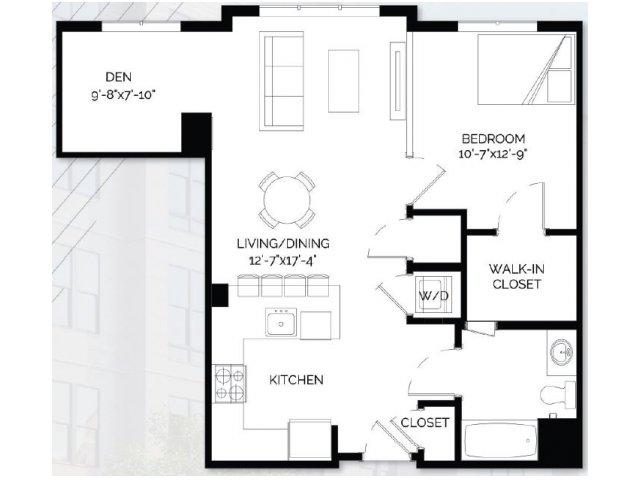 Floor Plan 2   West of Chestnut