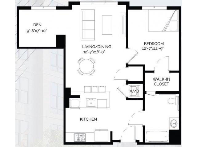 Floor Plan 3   West of Chestnut