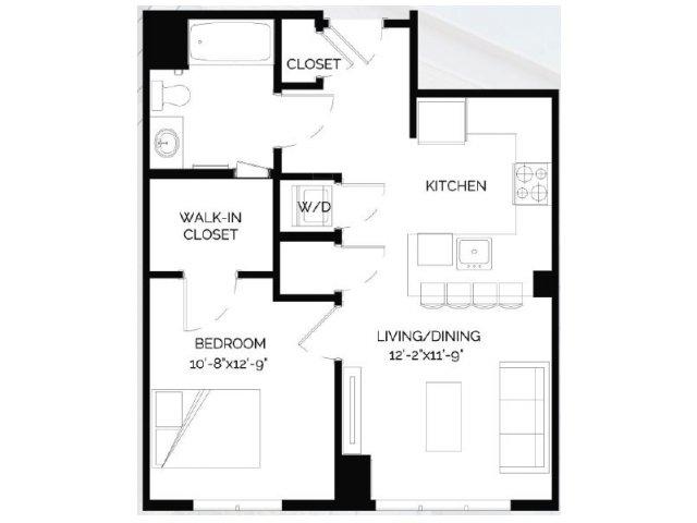 Floor Plan 6   West of Chestnut