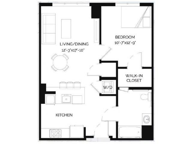 Floor Plan 8   West of Chestnut