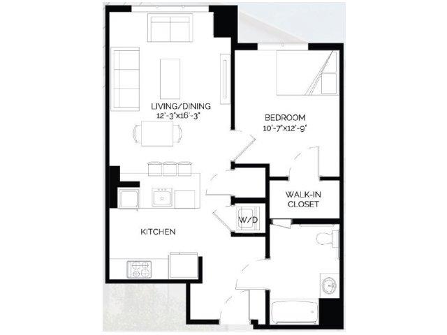 Floor Plan 10 | West of Chestnut