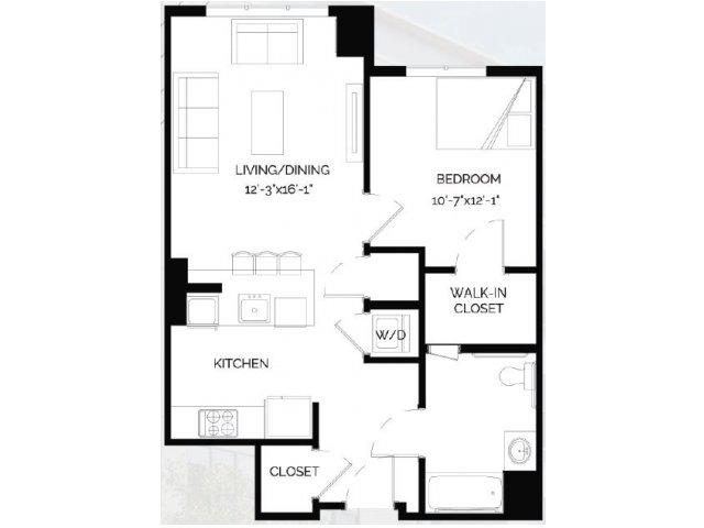 Floor Plan 14   West of Chestnut