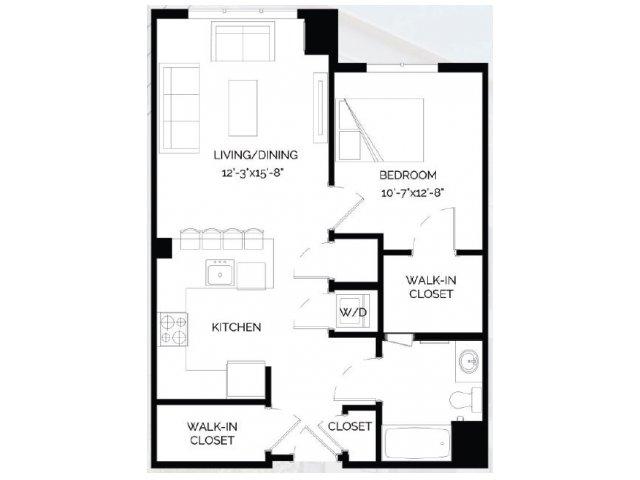 Floor Plan 15 | West of Chestnut