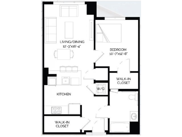 Floor Plan 16 | West of Chestnut