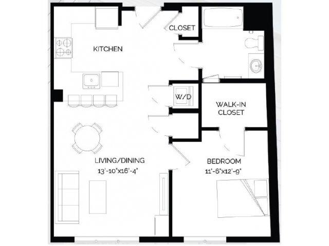 Floor Plan 17   West of Chestnut