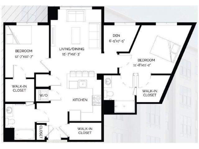 Floor Plan 20 | West of Chestnut