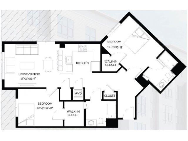 Floor Plan 26 | West of Chestnut